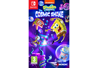 Spongebob Cosmic Shake - [Nintendo Switch]