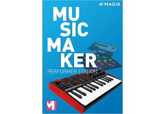 Music Maker 2022 Performer Edition - [PC]