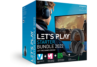 Let's Play Starter Bundle 2022 - [PC]