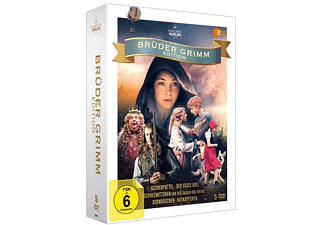 Brüder Grimm - Edition [DVD]