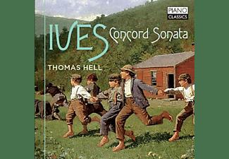 Hell Thomas - Concord Sonata  - (CD)