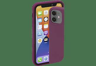 HAMA Cover MagCase Finest Feel PRO für Apple iPhone 12 mini, Bordeaux