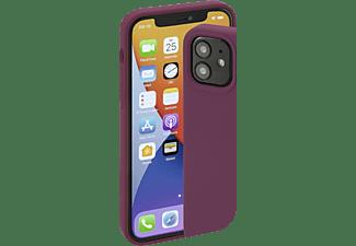 HAMA Cover MagCase Finest Feel PRO für Apple iPhone 12/12 Pro, Bordeaux