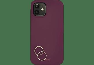 HAMA Cover MagCase Finest Feel PRO für Apple iPhone 13 mini, Bordeaux