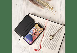 HAMA Handytasche MagCase Finest Sense für Apple iPhone 13 mini, Schwarz