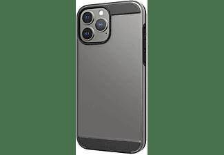 BLACK ROCK Cover Air Robust für Apple iPhone 13 Pro Max, Schwarz