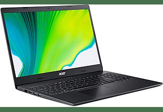 ACER Notebook Aspire 3 A315-23-R1EP, R7-3700U, 16GB RAM, 512GB SSD, RX Vega 10, 15.6 Zoll FHD, Schwarz