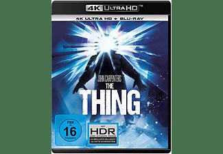 John Carpenter's THE THING 4K Ultra HD Blu-ray + Blu-ray