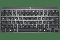 LOGITECH MX Keys Mini, Kompakt, Kabellos, Tastatur