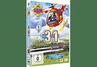 Feuerwehrmann Sam: 3 in 1 [DVD]