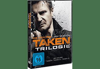 96 Hours-Taken 1-3 DVD-Box [DVD]