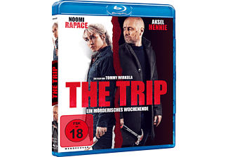 The Trip-Ein mörderisches Wochenende BD [Blu-ray]