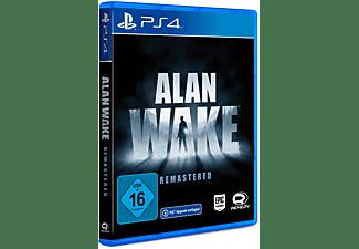 Alan Wake Remastered - [PlayStation 4]