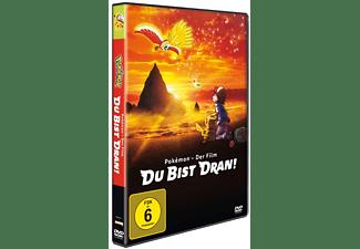 Pokémon – Der Film: Du bist dran! [DVD]
