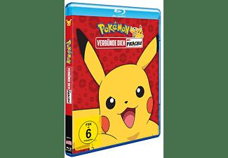 Pokémon - Verbünde dich mit Pikachu! [Blu-ray]