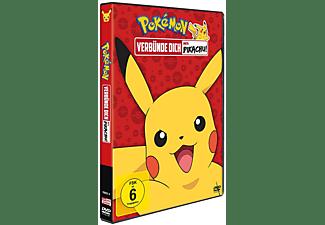 Pokémon - Verbünde dich mit Pikachu! [DVD]