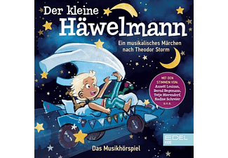 Der Kleine Häwelmann - Der kleine Häwelmann - Musikhörspiel [CD]