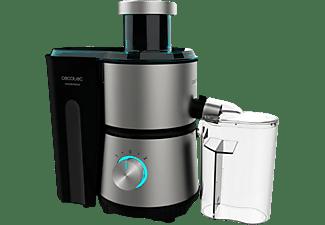 Licuadora - Cecotec Juice&Fresh 400 Titan Black, 400 W, O.35 l,  20.000 rpm, 2 Velocidades, Negro