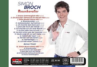 """Simon Broch - Rosenkavalier inkl.""""Etwas Sommerglück"""" [CD]"""
