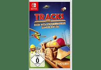 Tracks - Der Holzeisenbahn Simulator - [Nintendo Switch]