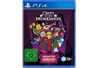Crypt of the Necrodancer - [PlayStation 4]