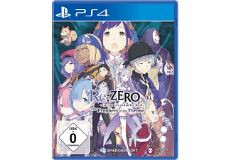 RE:Zero - The Prophecy of the Throne - [PlayStation 4]