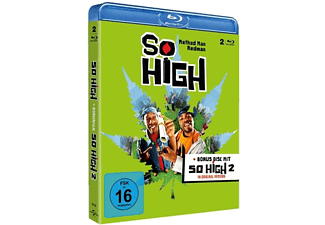 SO HIGH (inkl. Bonus Disc SO HIGH 2) [Blu-ray]