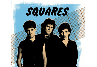 Squares - Best Of The Early 80.s Demos  - (Vinyl)