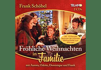 Frank Schöbel - Fröhliche Weihnachten in Familie [CD]