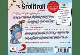 Der Grolltroll - Die Hörspiele zu Band 3+4: Der Grolltroll will Ers [CD]