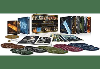 Mittelerde Collection: Der Hobbit Trilogie + Der Herr Der Ringe Trilogie [4K Ultra HD Blu-ray + Blu-ray]