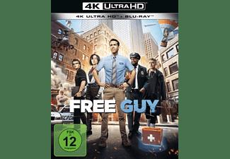 Free Guy [4K Ultra HD Blu-ray]