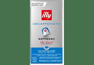 ILLY Decaffeinato Kaffeekapsel 10 Stück