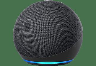 Altavoz inteligente con Alexa - Amazon Echo (4ª Gen), Controlador de Hogar, Antracita