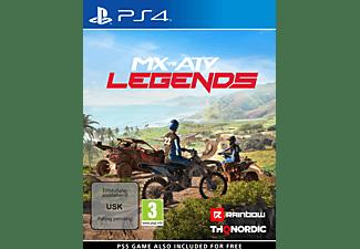 MX vs ATV: Legends (Upgrade für PS5) - [PlayStation 4]