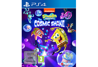 Spongebob Cosmic Shake - [PlayStation 4]