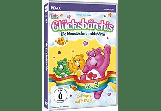 Die Glücksbärchis-Die himmlischen Teddybaeren, Vol. 2 [DVD]