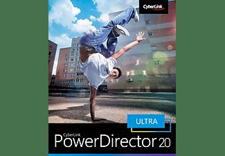 CyberLink PowerDirector 20 Ultra - [PC]