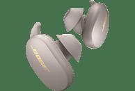 BOSE QuietComfort Earbuds, In-ear Kopfhörer Bluetooth Sandstone