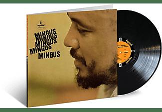 Charles Mingus - Mingus Mingus Mingus Mingus Mingus  - (Vinyl)