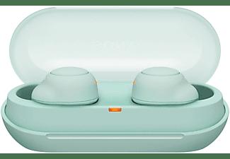 SONY True Wireless Kopfhörer WF-C500, grün