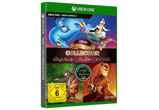 Disney Classic - Aladdin & Lion King & Jungle Book - [Xbox One]