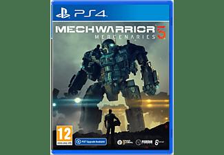 MechWarrior 5: Mercenaries - [PlayStation 4]