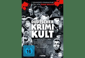 Deutscher Krimi-Kult [DVD]