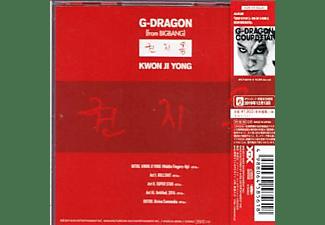 G-Dragon - Kwon Ji Yong-Japan Edition [CD]