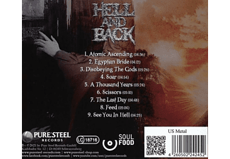 Hellandback - A Thousand Years [CD]