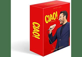 Giovanni Zarrella - CIAO! Gold Edition (Ltd.Fanbox Edition) [CD + Merchandising]