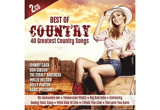 VARIOUS - Best of Country 40 Greatest Country Songs Folge 1 [CD]