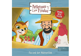 Pettersson Und Findus - Folge 11 - Fia und der Hühnerfloh [CD]