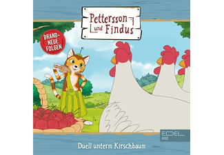 Pettersson Und Findus - Folge 12 - Duell unterm Kirschbaum [CD]